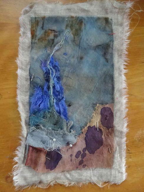 iris cloth