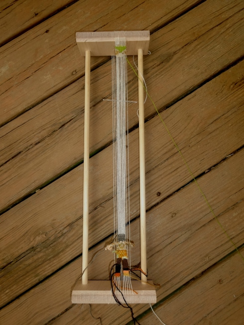 ojibway bead loom