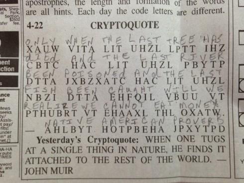 cryptoqute